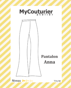 Couverture pantalon Anna