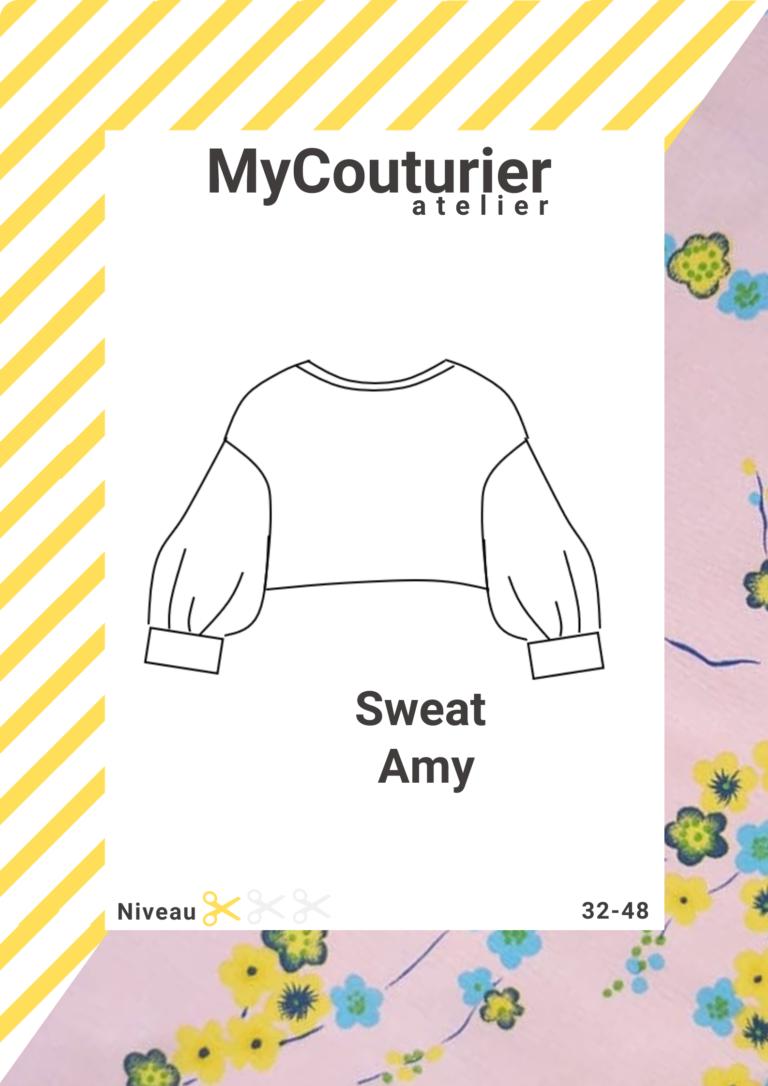 Couverture Amy